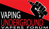 Vaping Under Ground