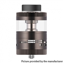 Authentic Steam Crave Aromamizer Ragnar 35mm RDTA Rebuildable Dripping Tank Vape Atomizer 18ml - Gun Metal